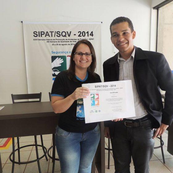 Certificado Palestrante – EMBRAPA MS