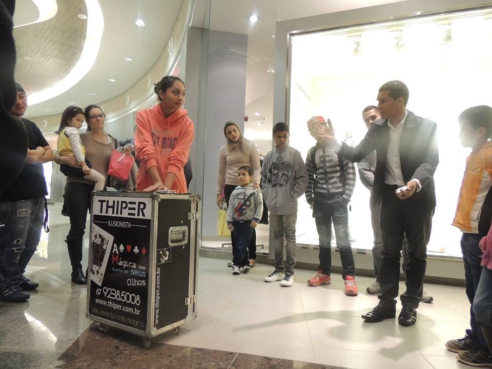 Inauguração Shopping Bosque dos Ipês – Campo Grande MS