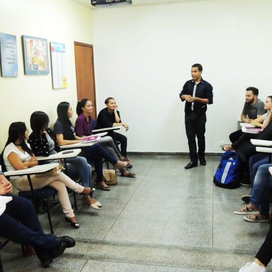 Ação Escola de Línguas CCAA - Campo Grande