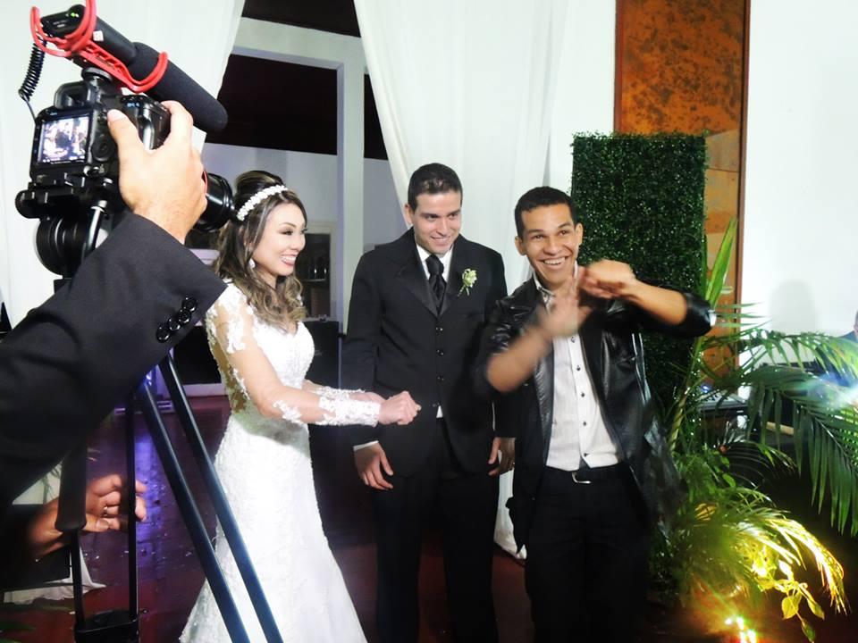 Mágica em Casamento Dourados - MS