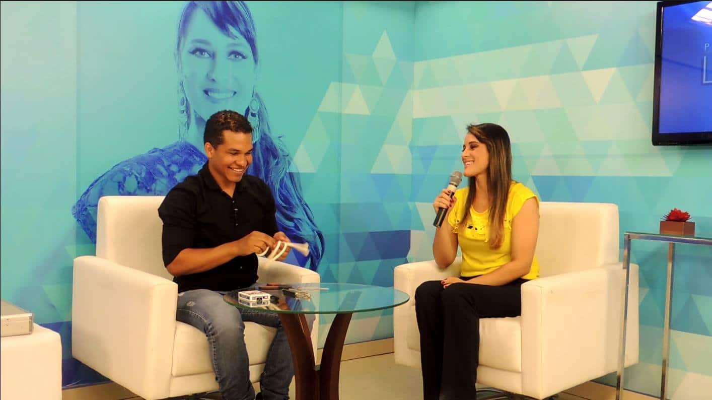 TVI Afiliada a TV BAND - Mágico Thiper