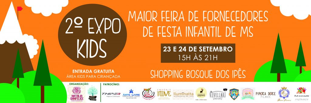 Expokids 2017 - Shopping Bosque dos Ipês