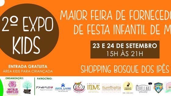 Expokids 2017 - Shopping Bosque dos Ipês