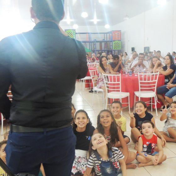 Evento Mágica Nova Andradina