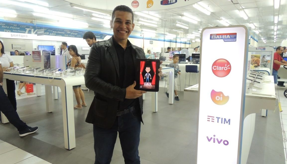 Ação Promocional Shopping Campo Grande