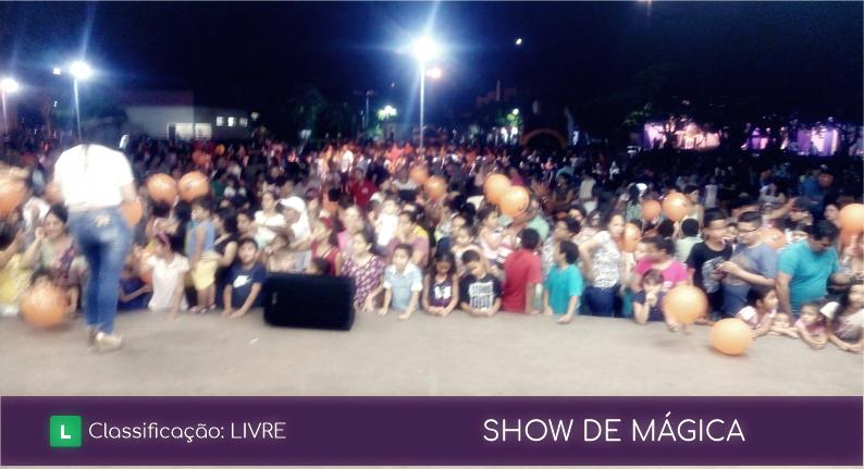 Show de Mágica em Caarapó - MS